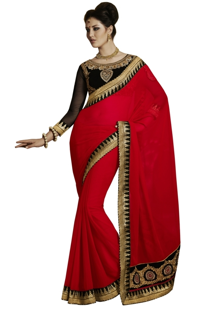 0006519_royal-red-georgette-designer-saree