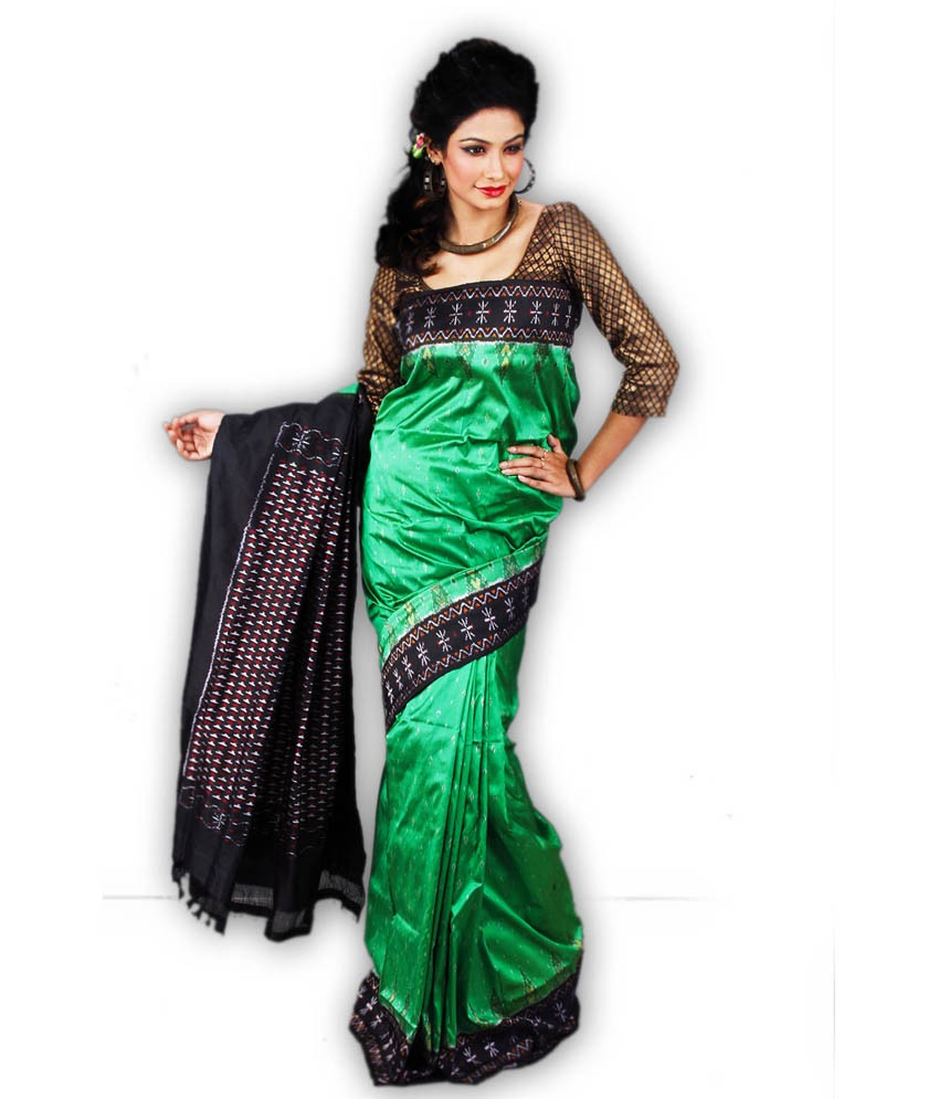 Ikat-Saree-Indian-Designer-Sambalpuri-SDL580058071-1-6188e